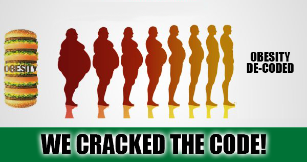 We cracked the code - How to avoid obesity and lose belly fat